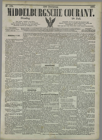 Middelburgsche Courant 1891-07-28