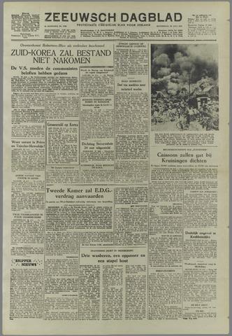 Zeeuwsch Dagblad 1953-07-23