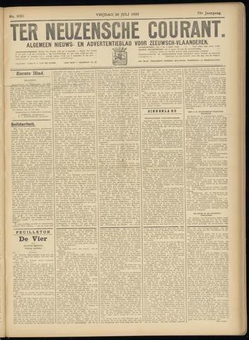 Ter Neuzensche Courant. Algemeen Nieuws- en Advertentieblad voor Zeeuwsch-Vlaanderen / Neuzensche Courant ... (idem) / (Algemeen) nieuws en advertentieblad voor Zeeuwsch-Vlaanderen 1933-07-28