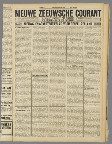 Nieuwe Zeeuwsche Courant 1934-03-01