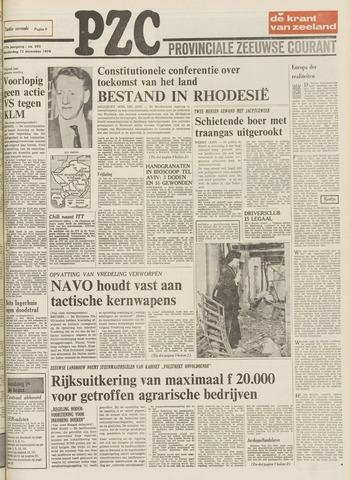 Provinciale Zeeuwse Courant 1974-12-12