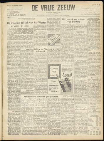 de Vrije Zeeuw 1956-03-10
