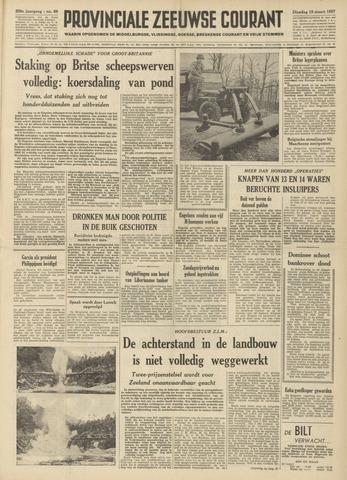 Provinciale Zeeuwse Courant 1957-03-19