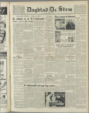de Stem 1949-09-08