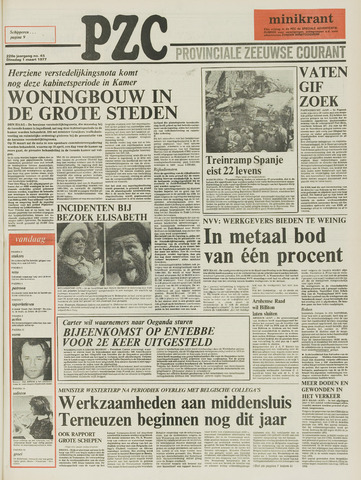Provinciale Zeeuwse Courant 1977-03-01