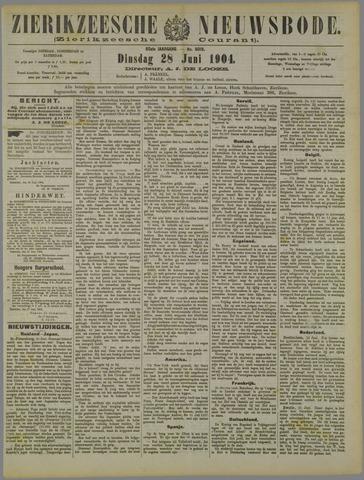 Zierikzeesche Nieuwsbode 1904-06-28