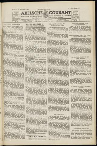 Axelsche Courant 1949-07-02
