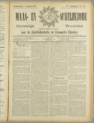 Maas- en Scheldebode 1887