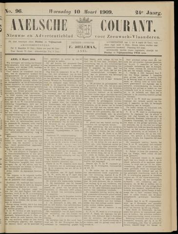 Axelsche Courant 1909-03-10