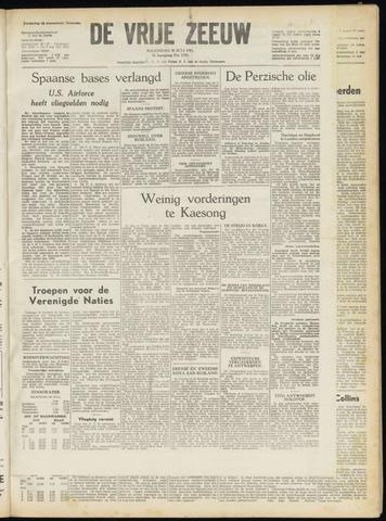 de Vrije Zeeuw 1951-07-30
