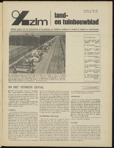 Zeeuwsch landbouwblad ... ZLM land- en tuinbouwblad 1972-06-23