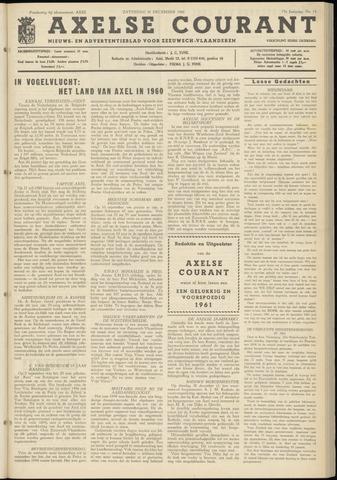 Axelsche Courant 1960-12-31