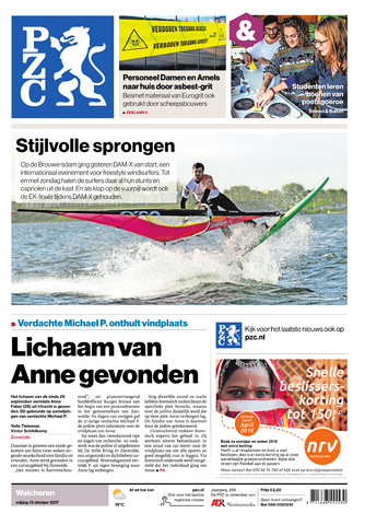 Provinciale Zeeuwse Courant 2017-10-13
