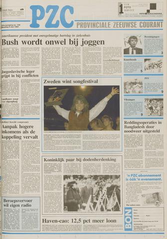 Provinciale Zeeuwse Courant 1991-05-06