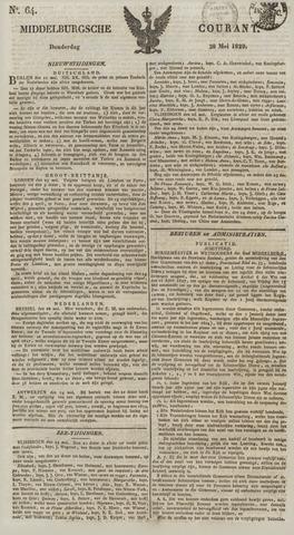 Middelburgsche Courant 1829-05-28