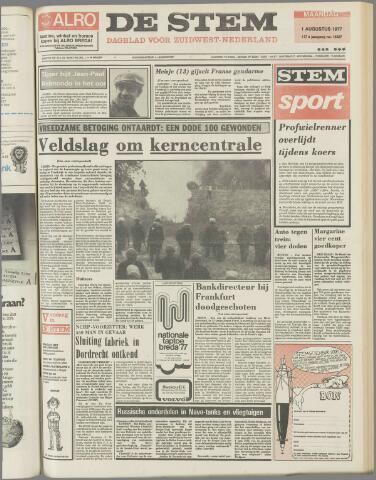 de Stem 1977-08-01