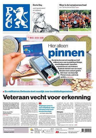 Provinciale Zeeuwse Courant 2019-05-14