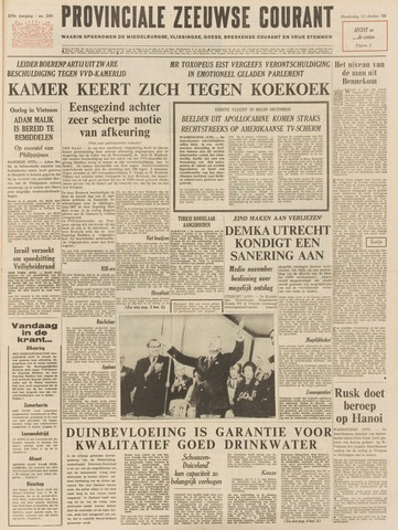 Provinciale Zeeuwse Courant 1966-10-13