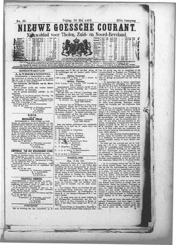 Nieuwe Goessche Courant 1876-05-19