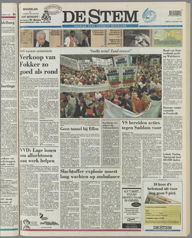 de Stem 1996-09-03