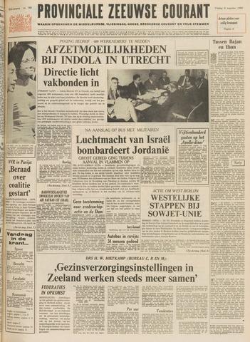 Provinciale Zeeuwse Courant 1969-08-08