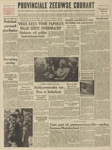 Provinciale Zeeuwse Courant 1962-06-21
