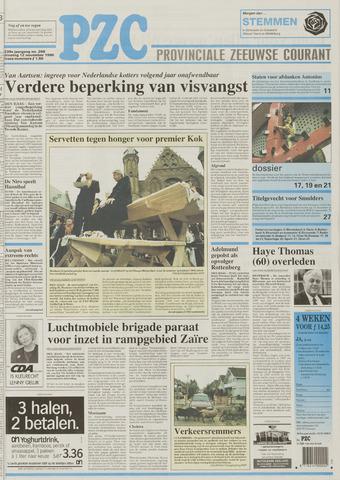 Provinciale Zeeuwse Courant 1996-11-12