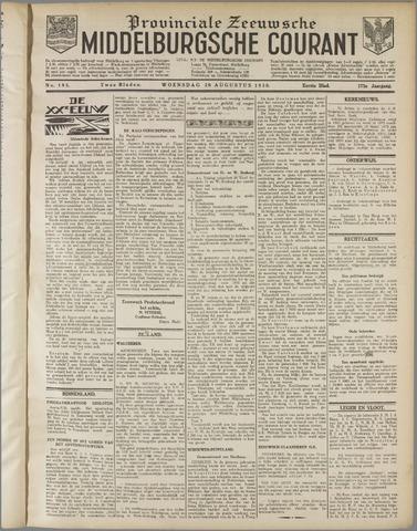 Middelburgsche Courant 1930-08-20