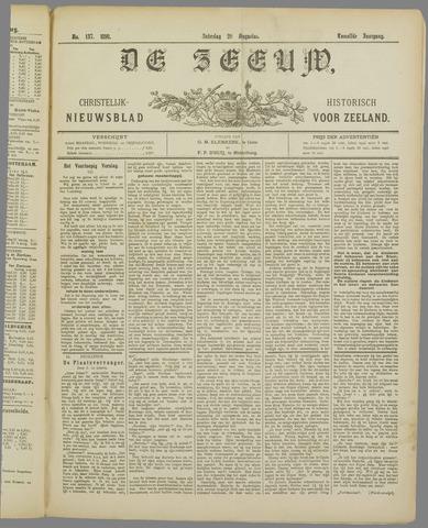 De Zeeuw. Christelijk-historisch nieuwsblad voor Zeeland 1898-08-20