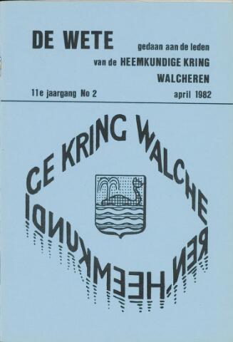 de Wete 1982-04-01