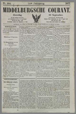 Middelburgsche Courant 1877-09-22