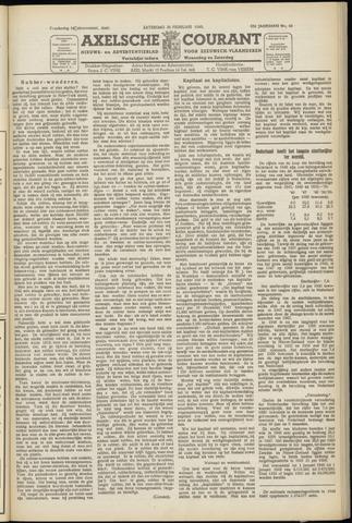 Axelsche Courant 1949-02-26