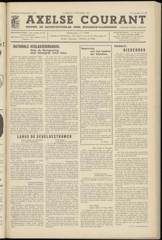 Axelsche Courant 1963-09-14