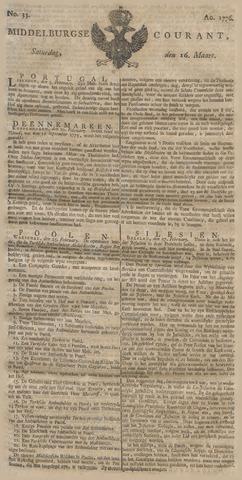 Middelburgsche Courant 1776-03-16