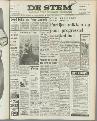 de Stem 1973-03-29