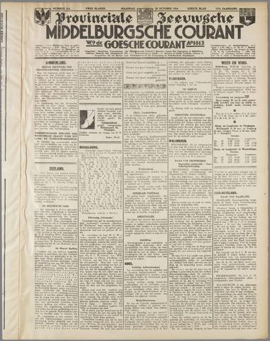 Middelburgsche Courant 1934-10-29
