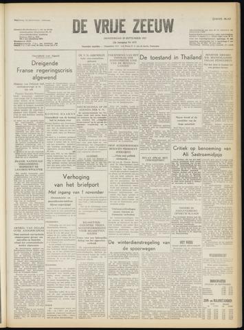 de Vrije Zeeuw 1957-09-19