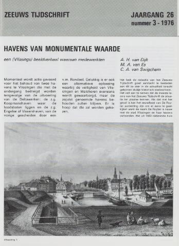 Zeeuws Tijdschrift 1976-06-01
