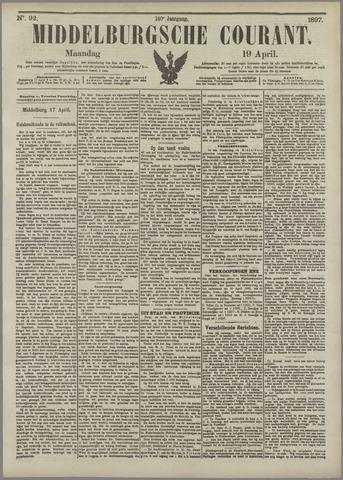 Middelburgsche Courant 1897-04-19
