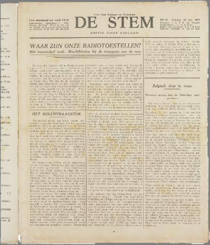 de Stem 1945-01-26