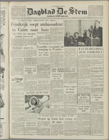 de Stem 1956-10-24