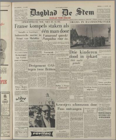 de Stem 1963-03-08
