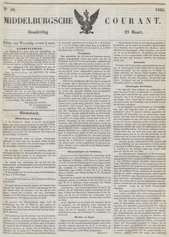 Middelburgsche Courant 1866-03-29