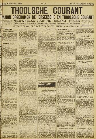 Ierseksche en Thoolsche Courant 1935-02-08