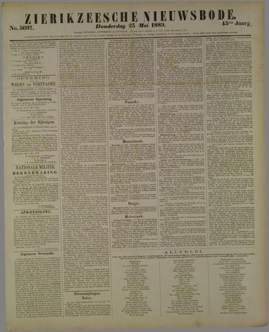 Zierikzeesche Nieuwsbode 1889-05-23
