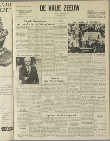 de Vrije Zeeuw 1962-09-07