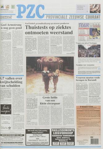 Provinciale Zeeuwse Courant 2000-07-22