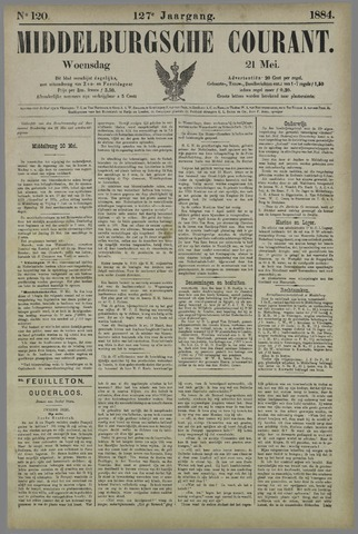 Middelburgsche Courant 1884-05-21