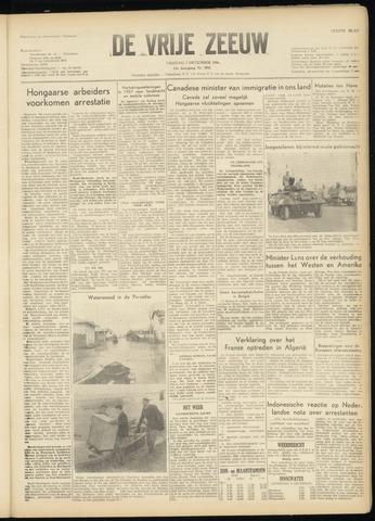 de Vrije Zeeuw 1956-12-07
