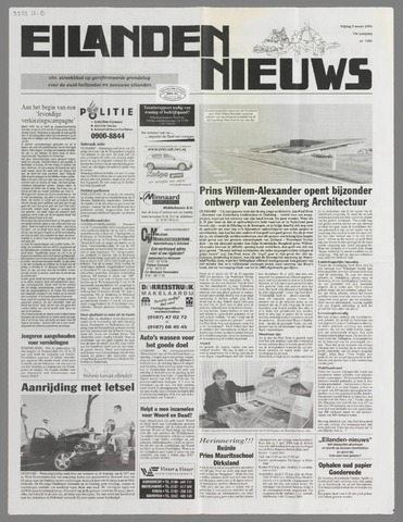 Eilanden-nieuws. Christelijk streekblad op gereformeerde grondslag 2004-03-05